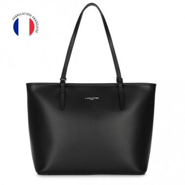 Sac shopping A4 Constance Noir