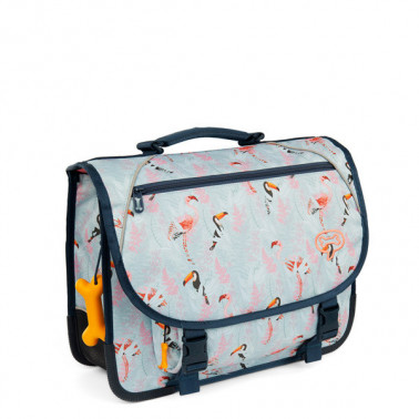 Cartable Lily Tropical 38cm