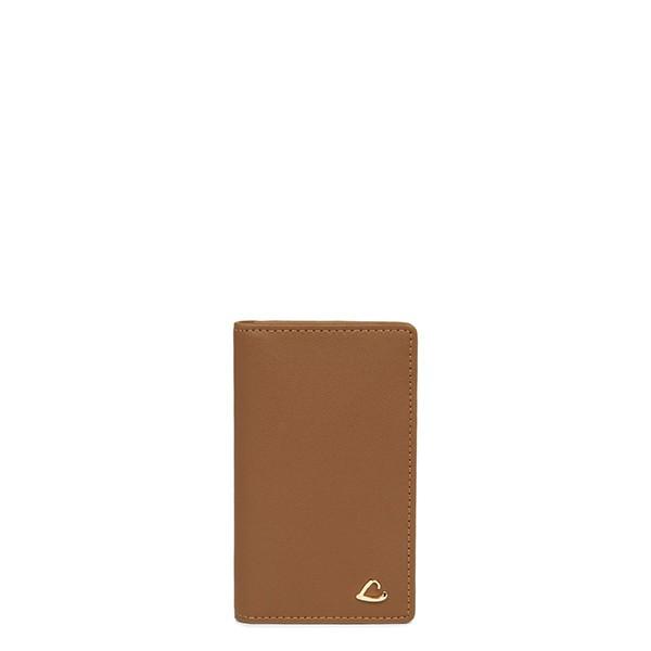 Portefeuille le pont Pitigliano porte-carte 0148181X 69 Marron//Palladium