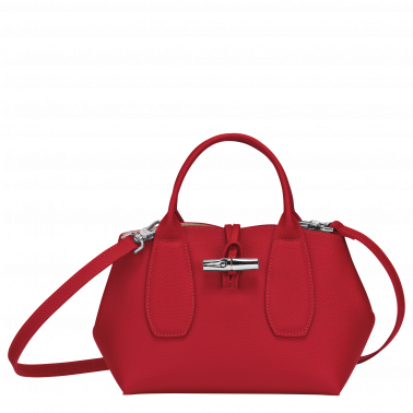 Roseau sac porté main S Rouge
