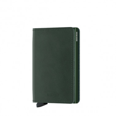 Secrid porte-cartes slimwallet coloris original green