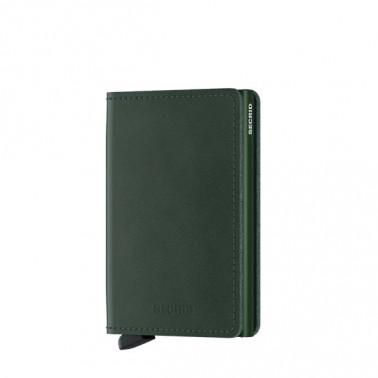 Secrid porte-cartes slimwallet coloris original green