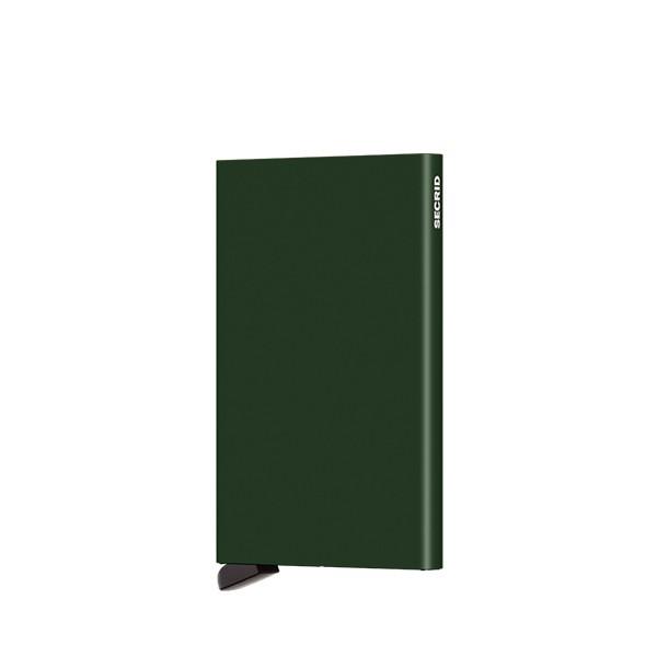 Porte-cartes Secrid Cardprotector Green vert
