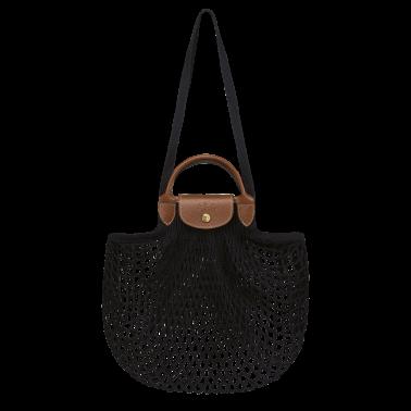 Le Pliage Filet Noir par Longchamp nouveauté été 2021